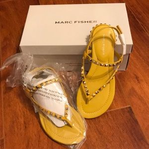 Marc Fisher Pamali Sandals